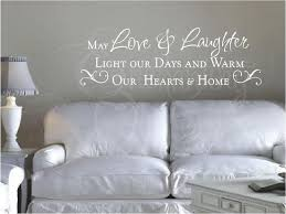 family quotes vinyl wall decals sayings love laughter love laughter wall quote