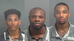 high football star among 4 facing charges in double murder