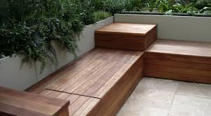 Cushioned Storage Bench Bench Wooden Bench Ideas Amazing Outdoor Patio Bench Wooden