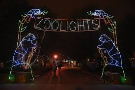 Potter Park Zoo Lights by Zoolights Returns To National Zoo Cbs Dc