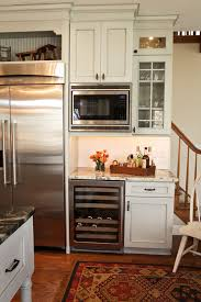 i u0027m thinking of cabinets in the corner of our kitchen to house the