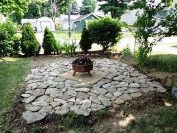 Firepit Area Cheap Backyard Pit Area Design Ideas Fireplaces