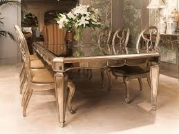 Mirrored Dining Room Furniture Mirrored Dining Room Table Dining Room Tables Ideas