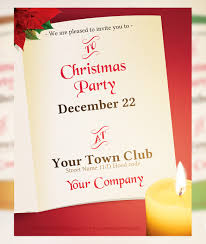 free christmas party invitation templates word 21 christmas