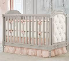 Canadian Crib Bedding Blythe Convertible Crib Pottery Barn