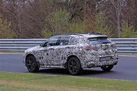 2018 bmw x2 drops laps at the nurburgring autoevolution