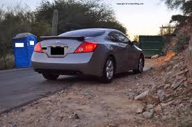 nissan altima boot space 2009 nissan altima coupe 2 5 s review rnr automotive blog