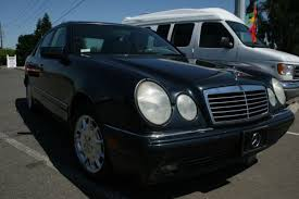 mercedes for sale by owner 1997 mercedes e320 sold for sale by owner sacramento ca