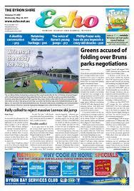 pattern maker byron bay byron shire echo issue 32 05 12 07 2017 by echo publications issuu