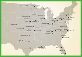 Ohio Map Us by Locations Lubricants And Services Petrochoice Lubrication