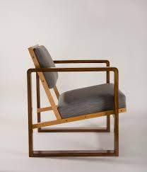 josef albers club chair from oeser u0027s home 1928 mahogany veneer