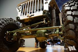 hauk jeep 2017 sema pitbull hauk willys jeep