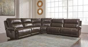 dak durablend antique modular reclining sectional sectionals