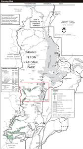 Grand Teton Map Die Besten 25 Karte Von Yellowstone Ideen Auf Pinterest