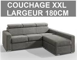 canapé 180 cm canape convertible mobeco décoration d intérieur table basse et