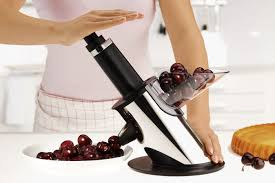 rosle cuisine amazon com rösle stainless steel cherry pitter silver kitchen