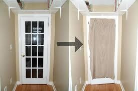 Closet Door Coverings Ideas To Cover A Door Ideas Doors For Bamboo Beaded Door Curtains