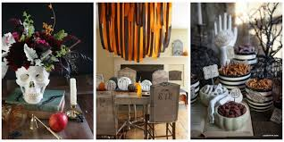 Halloween Wedding Table Centerpieces by 17 Halloween Centerpieces U0026 Table Decorations Diy Ideas For