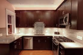 mocha kitchen cabinets alder wood cabinets