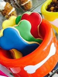 paw patrol cookies fresh bakes paw patrol birthday