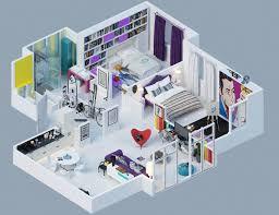 Layout Apartment 47 Best 1st Fplan Images On Pinterest Apartment Design
