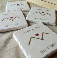 wedding coasters mountain wedding favor coasters interior design ideas