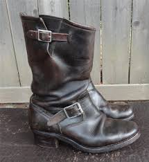 motorcycle boots for sale near me vintage engineer boots archives the best of vintage