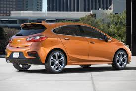 2018 chevrolet cruze hatchback pricing for sale edmunds