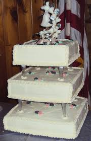 25th wedding anniversary cake by lny on deviantart