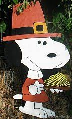 thanksgiving peanuts yard snoopy 28 inches pinteres