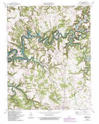 Ky Map Madrid Topographic Map Ky Usgs Topo Quad 37086e3