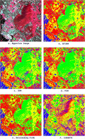 hyperspectral image classification using an unsupervised neuro