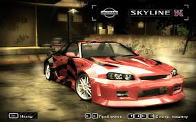 Nissan Gtr 1999 - need for speed most wanted nissan skyline gt r r34 1999 nfscars
