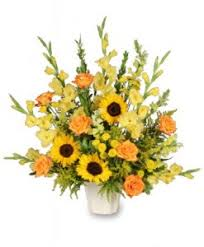 fort worth florist golden goodbye sympathy flowers delivery in fort worth tx fort