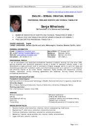 25 best professional cv format ideas on pinterest resume templates