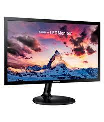 samsung ls19f350hnwxxl 47 cm 18 5 hd led monitor buy samsung
