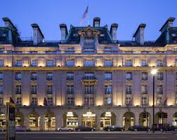 celebrate 110 years of the ritz hotel with a grand party in london