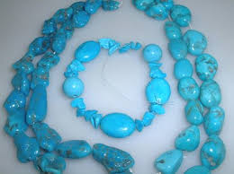 real turquoise stone necklace images How to tell if you are buying dyed turquoise jpg