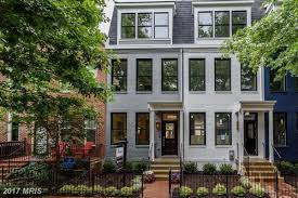 renovated capitol hill townhome returns to market after renovation