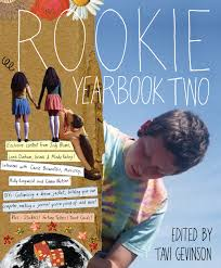 birthday yearbook item of the day rookie yearbook two yearbooks books and