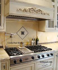 kitchen mesmerizing kitchen backsplash medallion premade kitchen