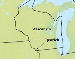 Wisconsin Usa Map Ipswich Wisconsin Planet Ipswich A Bridge Between The