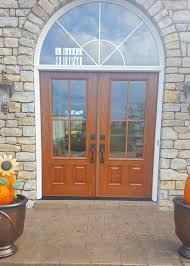 fibre glass door fiberglass u0026 steel entry doors u2013 iron crafters llc
