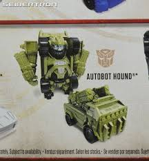 transformers hound truck tiny turbo changers series 1 hound transformers the last knight