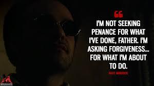 Seeking Not I M Not Seeking Penance For What I Ve Done I M Asking