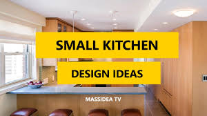 Small Kitchen Tv by 60 Awesome Small Kitchen Design Ideas In 2017 Youtube