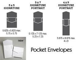 pocket invitation envelopes diy invitation pockets enclosures envelopme