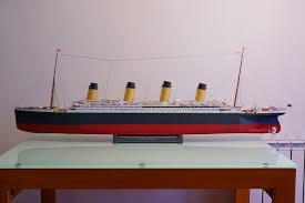 Titanic Floor Plan by Rms Titanic 1 200 Schreiber Bogen Papercraft Model Build Album
