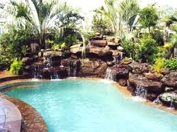 pools with waterfalls waterfalls for pools picturize me