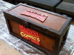 comic book cabinets for sale cabinet organizers ic book storage box chest secret wars marvel